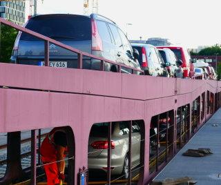 Autozug Doppelstockwagen